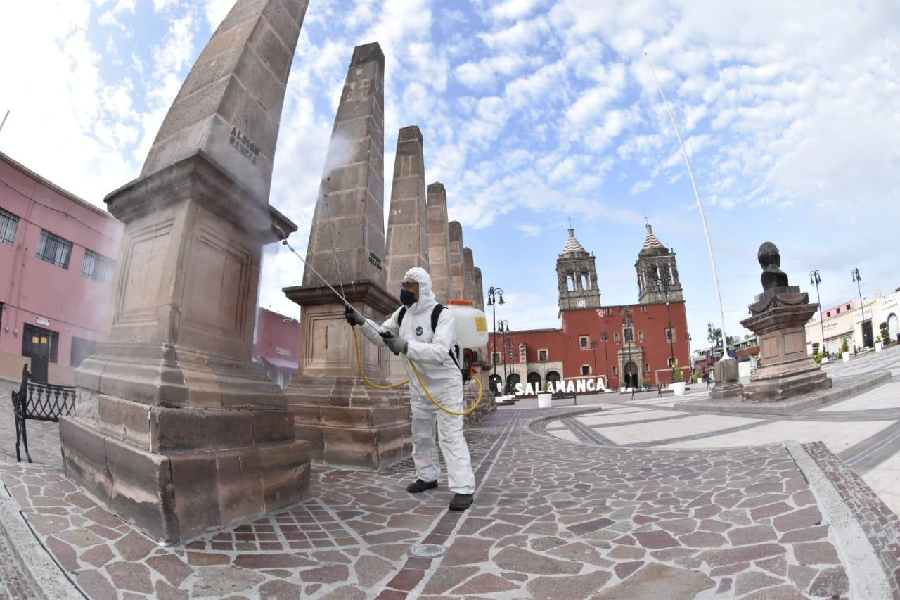 Guanajuato recibe al semáforo amarillo con 275 nuevos contagios y 18 muertes