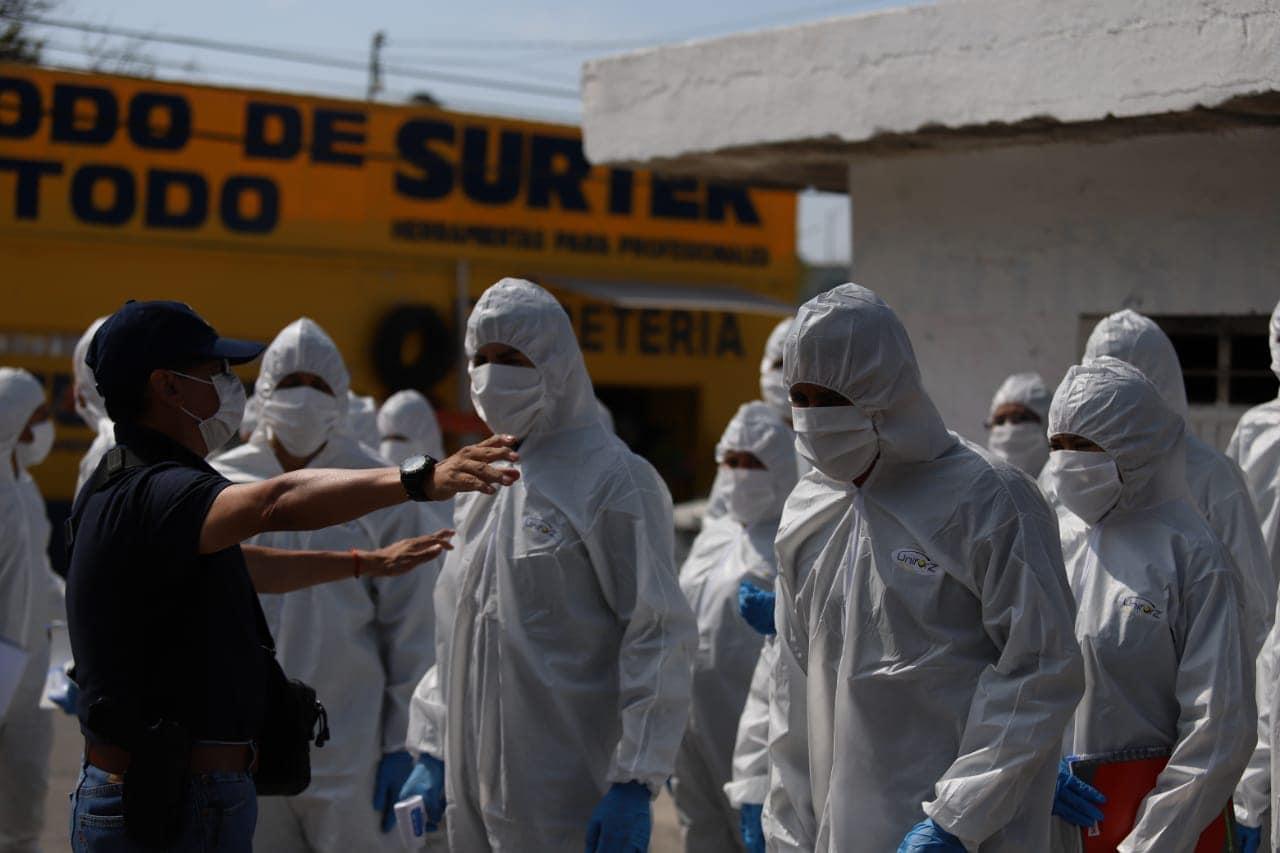 Día 2 de semáforo amarillo: se superan las 2 mil 900 muertes y los 44 mil infectados de COVID-19