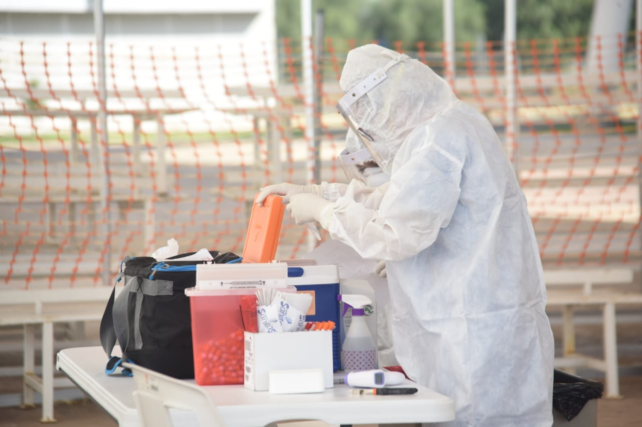 Confirman primer caso de cepa brasileña de COVID en Guanajuato; ya causó una muerte
