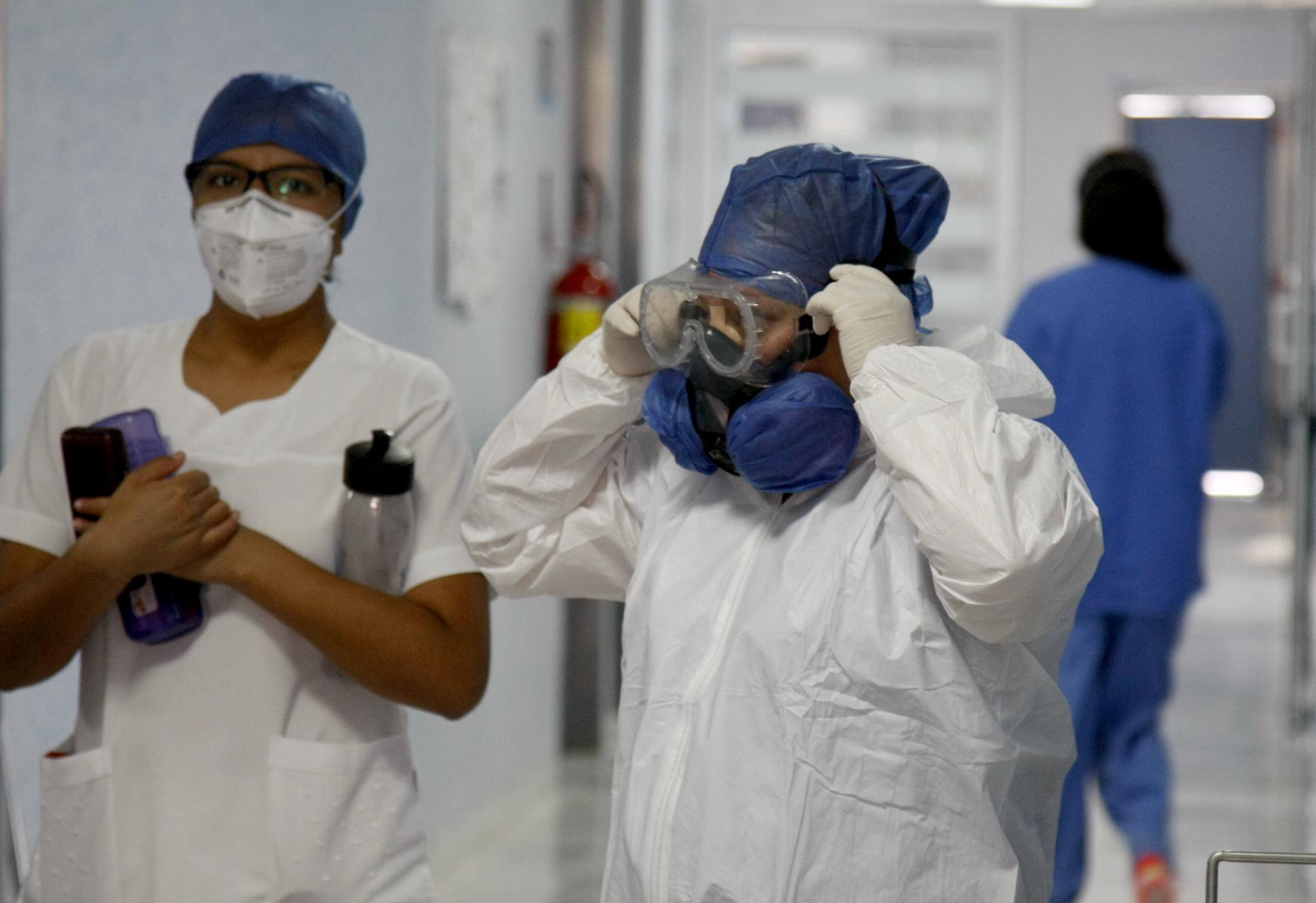 Guanajuato sufre 11 muertes más por COVID; cifra global ya se acerca a los 11 mil decesos