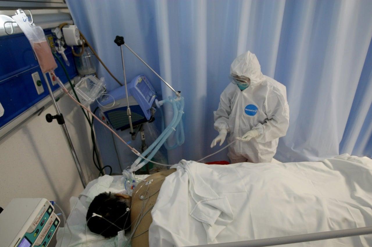 Éste 14 de septiembre, Guanajuato rebasó las 12 mil muertes COVID