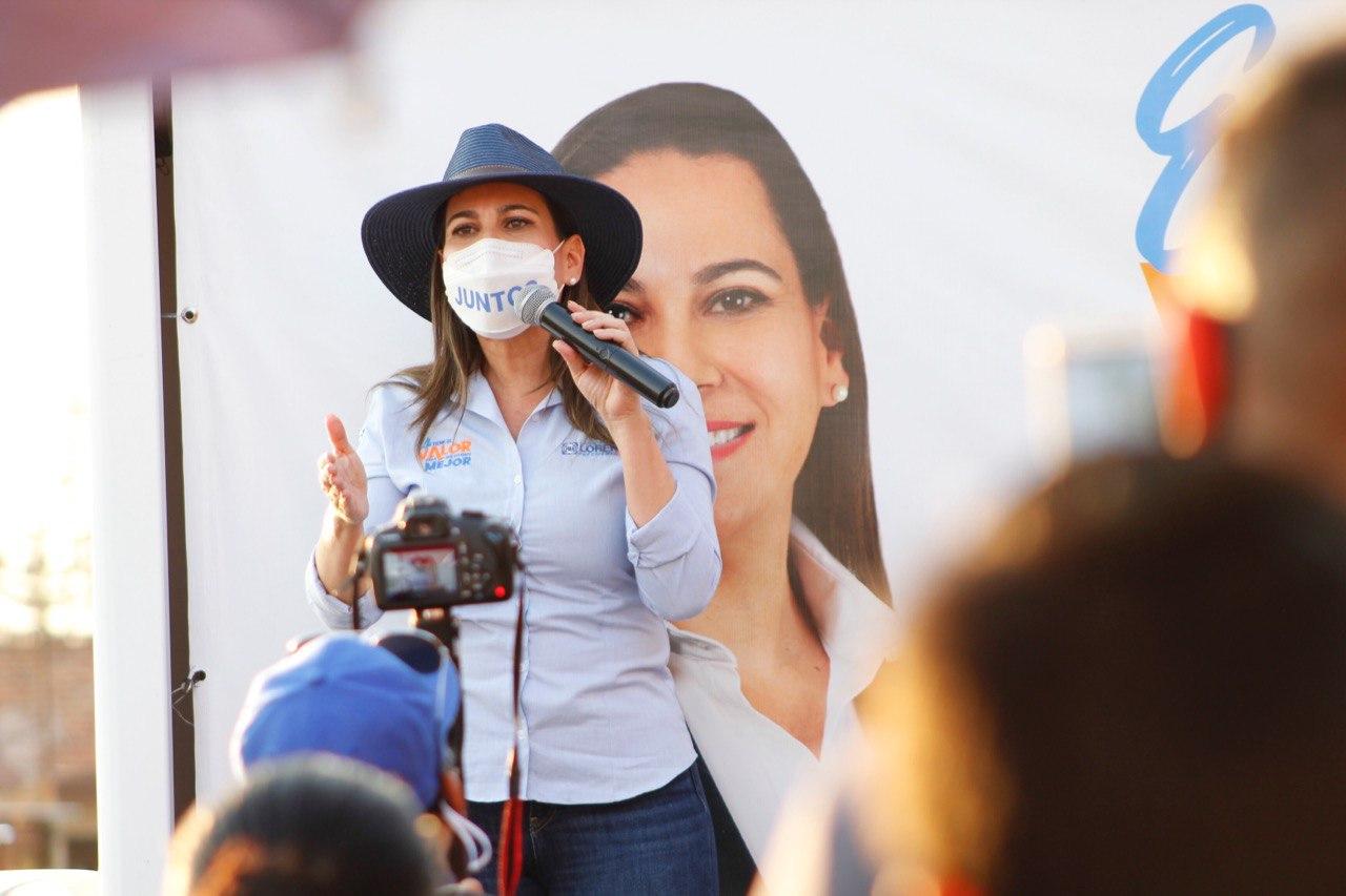 Rendición de cuentas, punto esencial para lograr un gobierno limpio y en orden: Lorena Alfaro