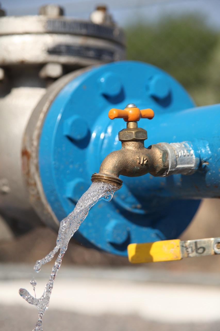 Pese a mayor consumo por calor, reduce JAPAMI niveles de extracción de agua