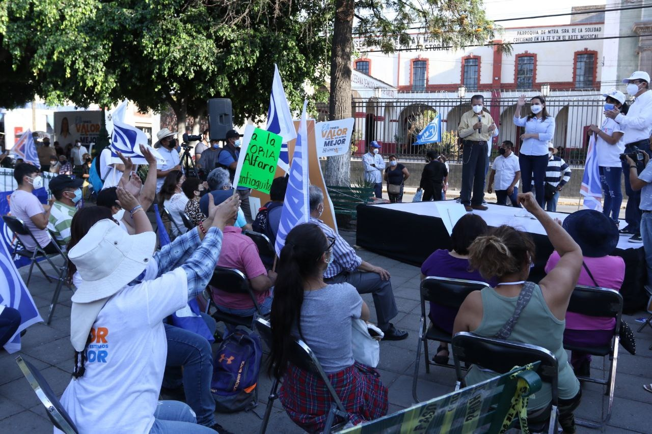Esfuerzos deben enfocarse en mejorar seguridad, sin excusas: Lorena Alfaro