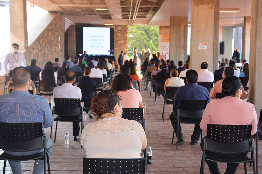 Participan 231 personas en examen de selección de jueces del Poder Judicial de Guanajuato