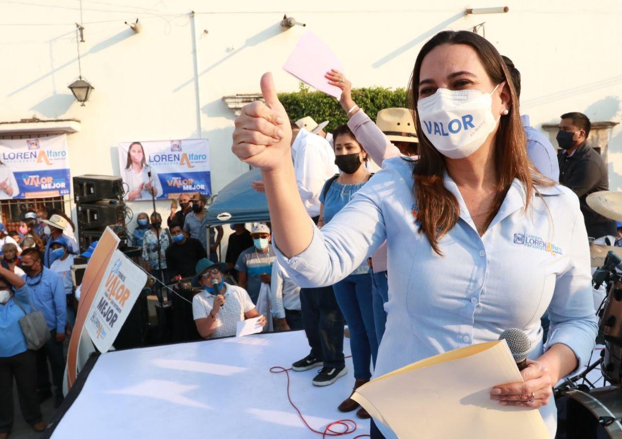 No habrá ningún relleno sanitario en Aldama, advierte Lorena Alfaro