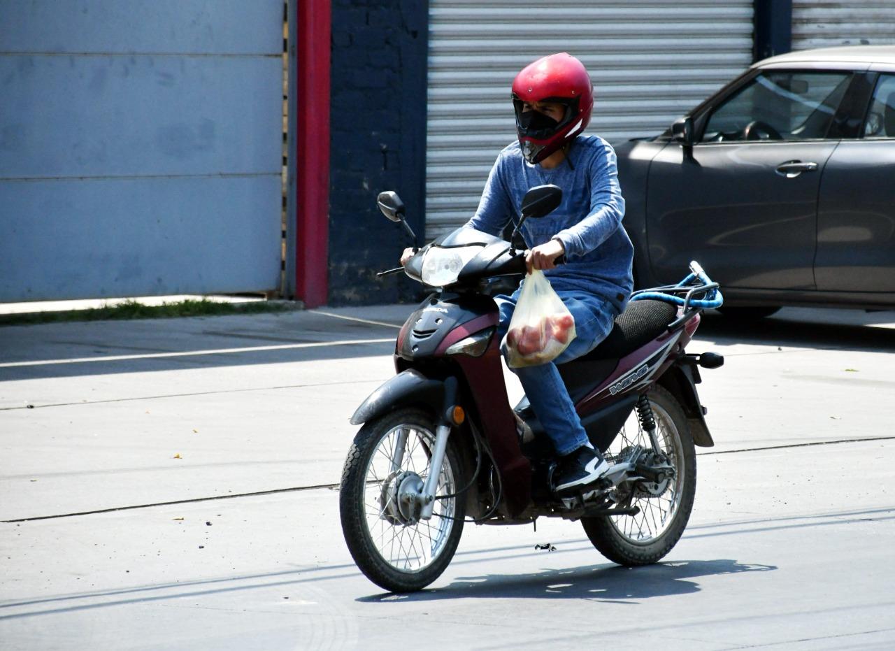 Hasta 45% aumenta uso de casco en motoclistas