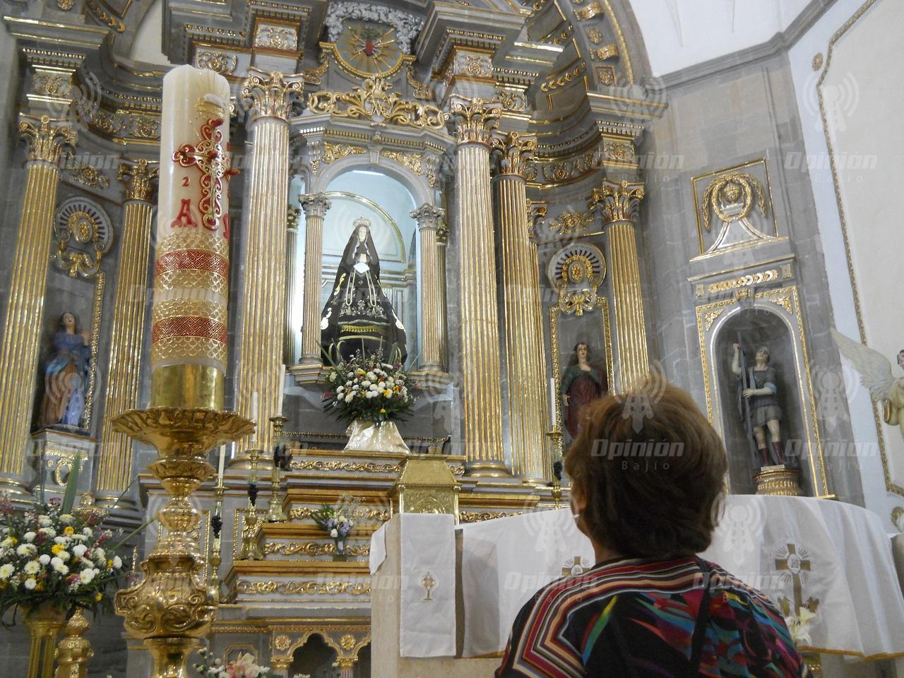 Iniciarán actividades por centenario de coronación de Virgen de la Soledad