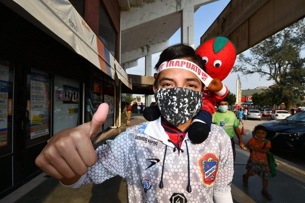 La Trinca ya es parte de la identidad de los irapuatenses…