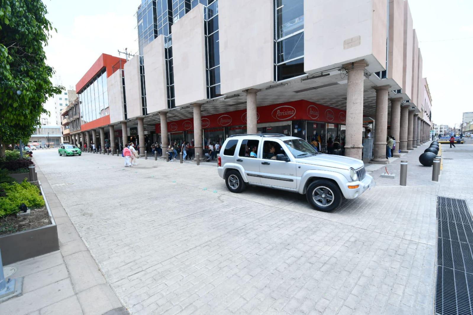 Esperan reactivación económica del Centro Histórico, al reabrir Calle Juárez