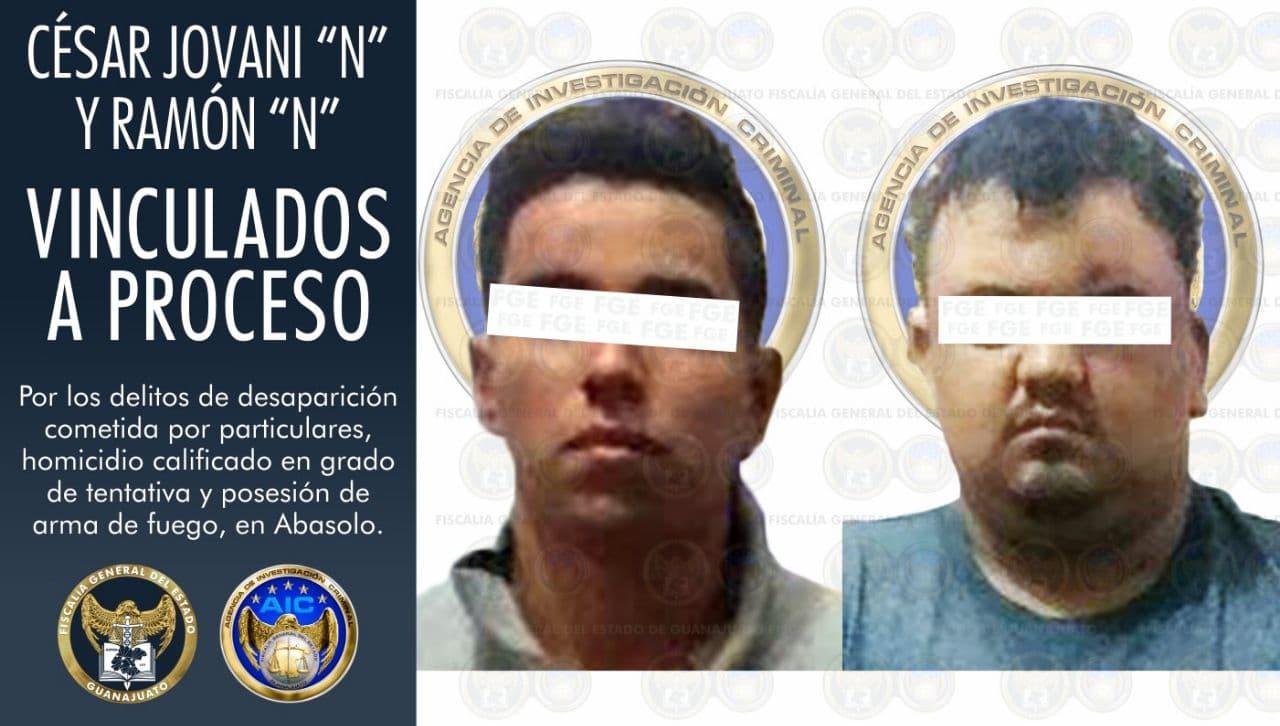 Rescata FGE a secuestrado en Abasolo; hay 3 detenidos