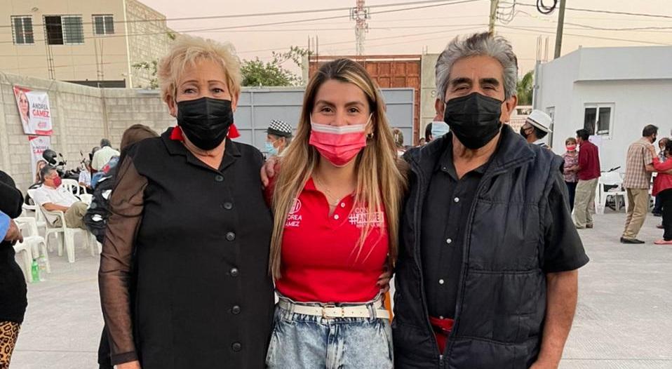 Urgente apoyar a comerciantes y emprendedores locales: Andrea Gámez