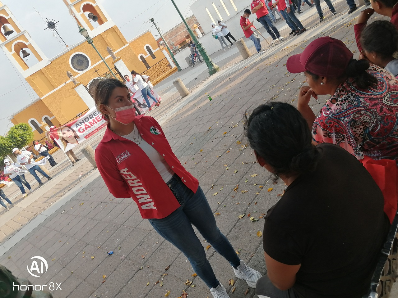 Oportunidades reales para jóvenes, para evitar riesgo de adicciones:   Andrea Gámez