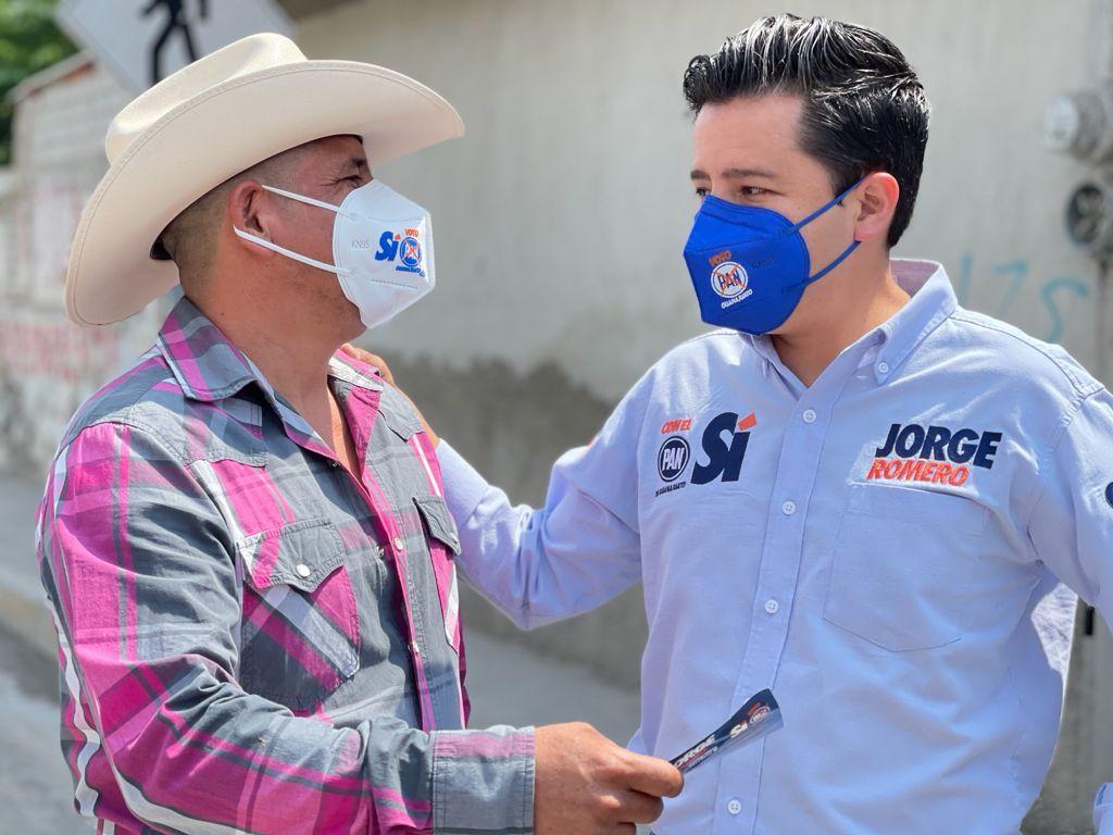 """""""Hay que corregir el rumbo de México, antes de que colapse"""": Jorge Romero"""