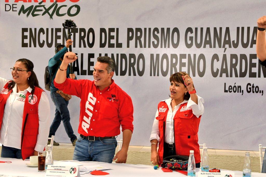"Se tambalea diputación ""pluri"" de dirigente del PRI GTO Ruth Tiscareño"