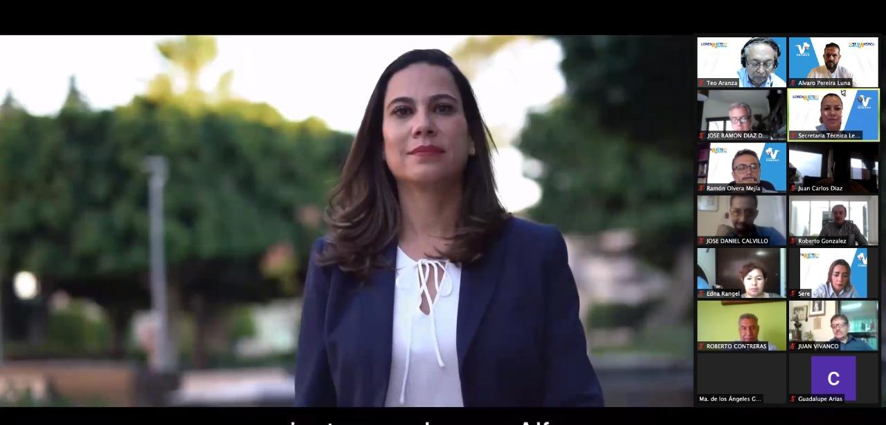 Van 475 propuestas ciudadanas en foros virtuales organizados por Lorena Alfaro
