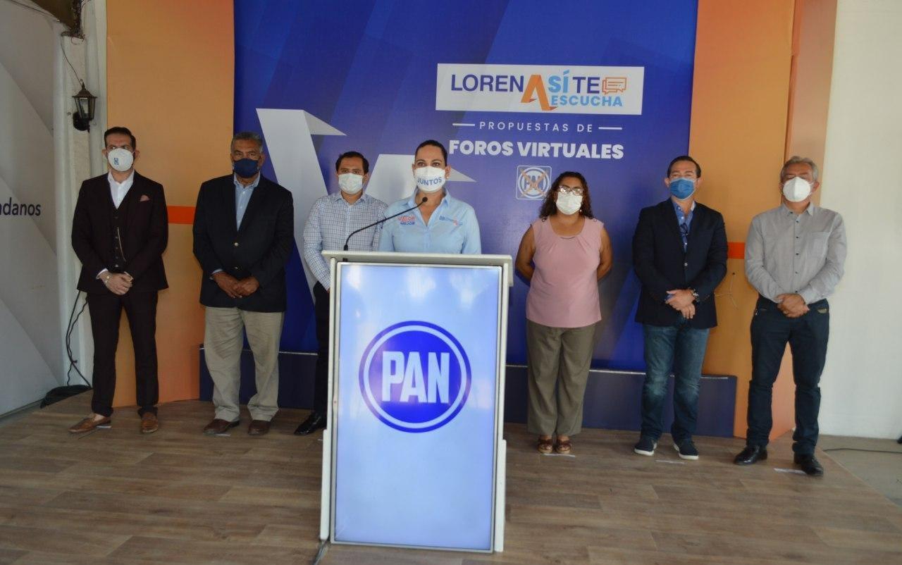 Presenta Lorena Alfaro resultados de foros ciudadanos; seguridad, principal preocupación