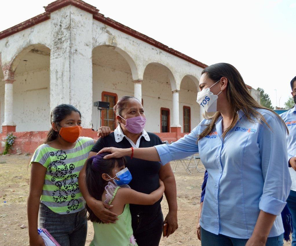 4t ha golpeado mucho a madres trabajadoras; propone Lorena Alfaro apoyarlas con casas de cuidado