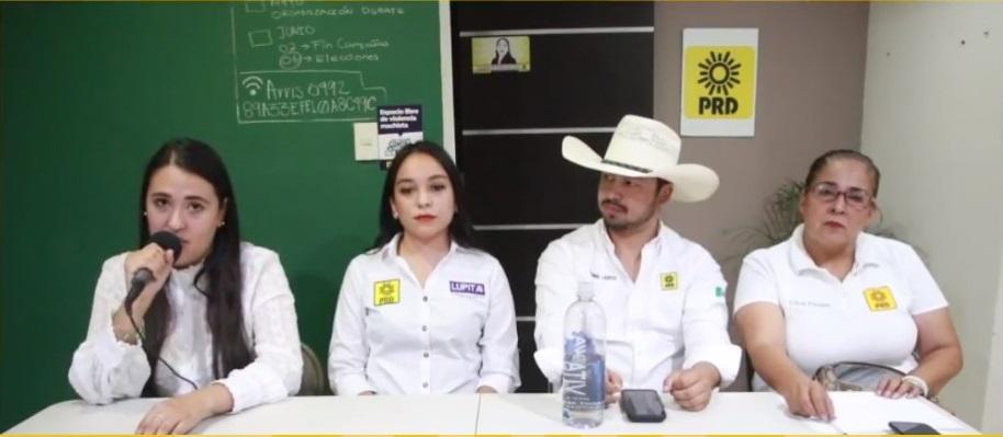 Candidata del PRD a la alcaldía de Irapuato sufre asalto a mano armada
