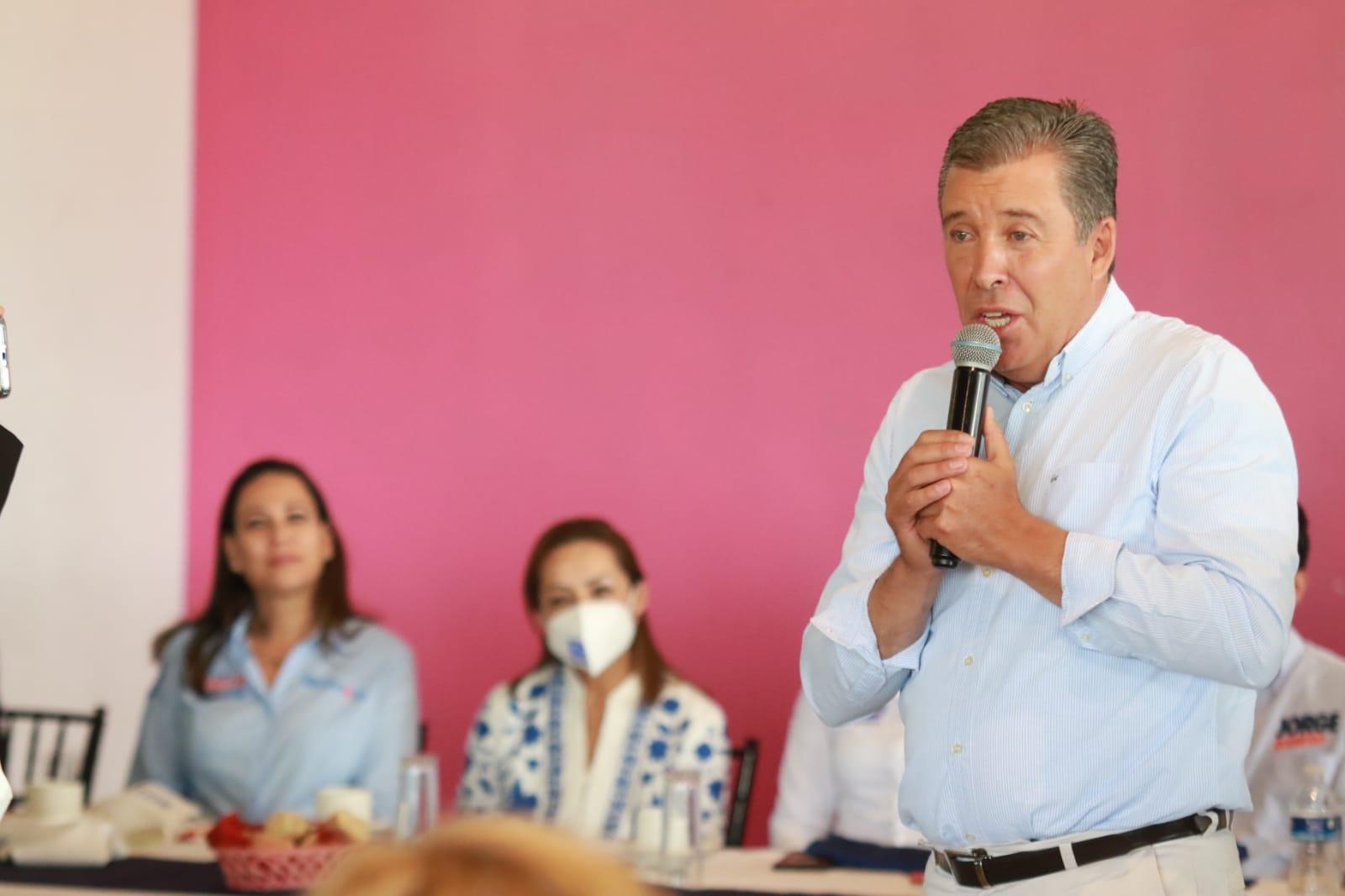 México, en la antesala de ser una nueva Venezuela socialista: Miguel Márquez