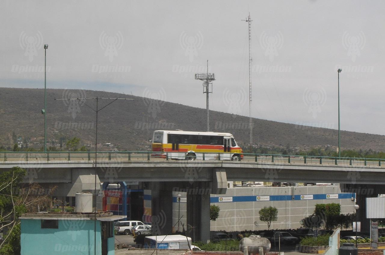 Puentes en Irapuato, sin riesgos