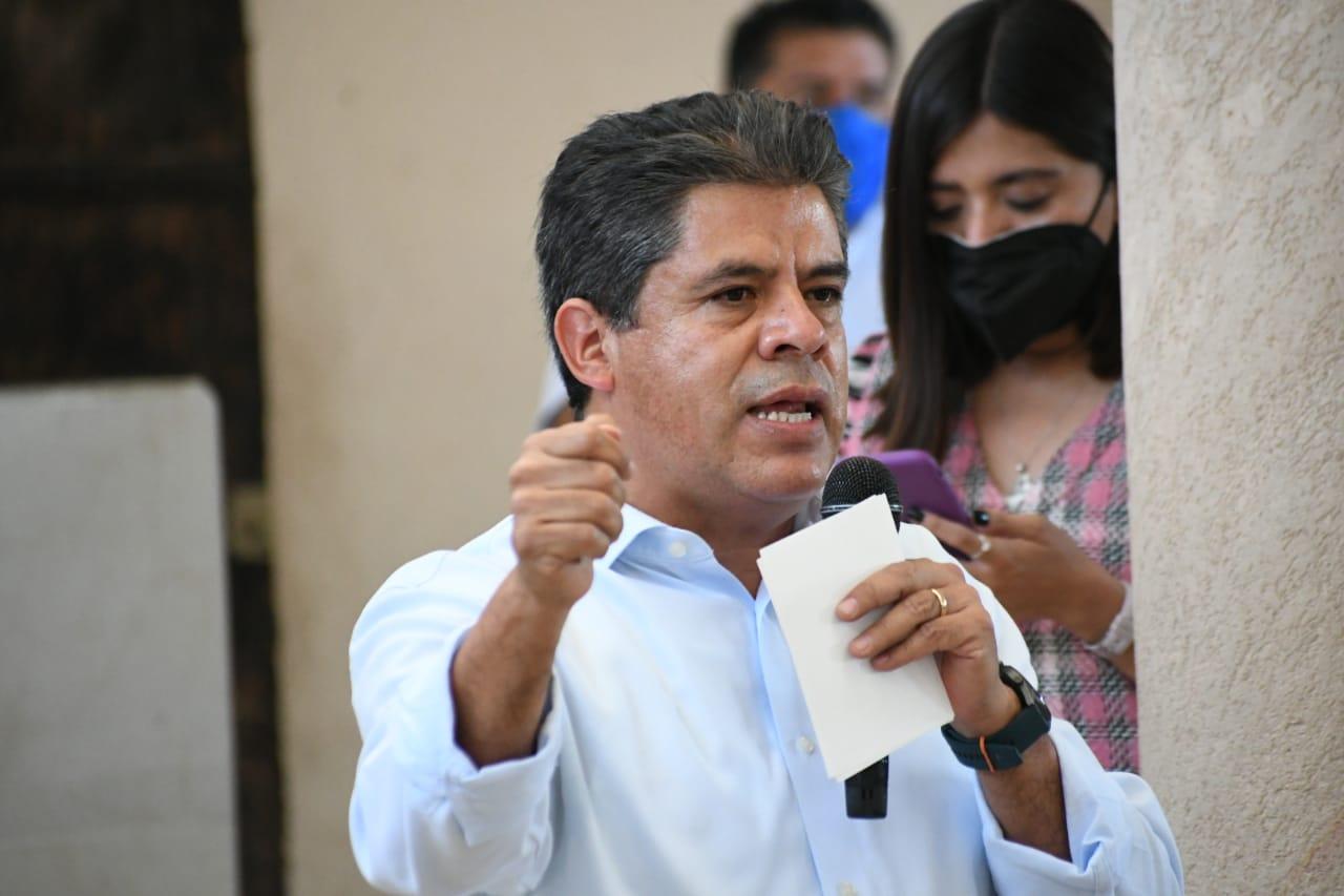 "Ante ""inminente derrota"", MORENA busca ""ensuciar"" elecciones, denuncia PAN"