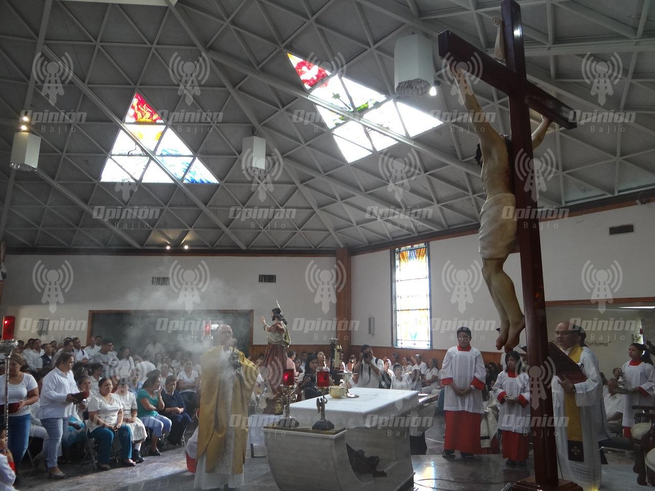 Mantendrá Diócesis de Irapuato aforos de templos al 50%, pese a cambios en semáforo sanitario