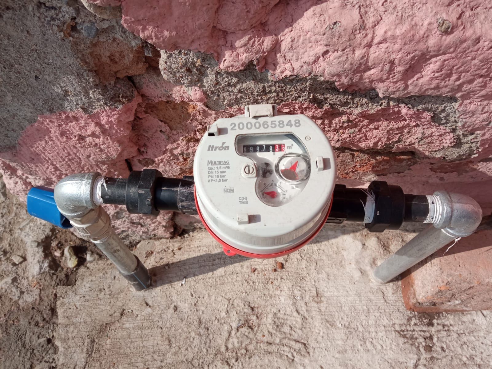 Instalación de micromedidores reduce consumo de agua y costos: JAPAMI