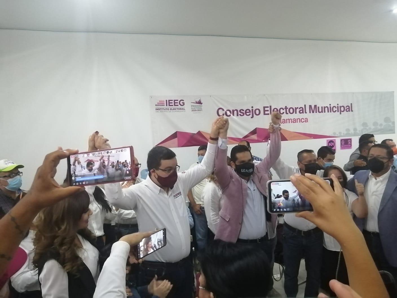 César Prieto es alcalde electo de Salamanca; ofrece gobierno sin autoritarismos