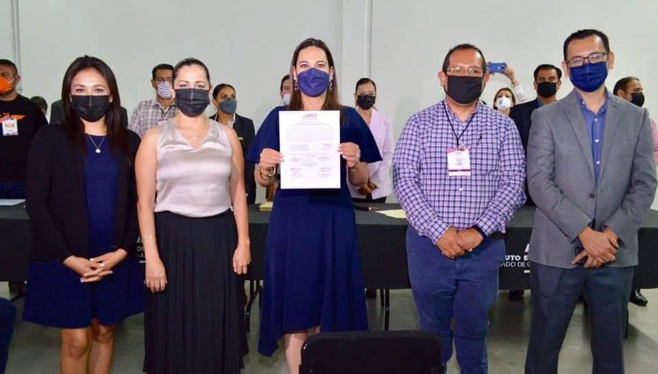 Tribunal desecha impugnación de Morena y  ratifica triunfo de Lorena Alfaro
