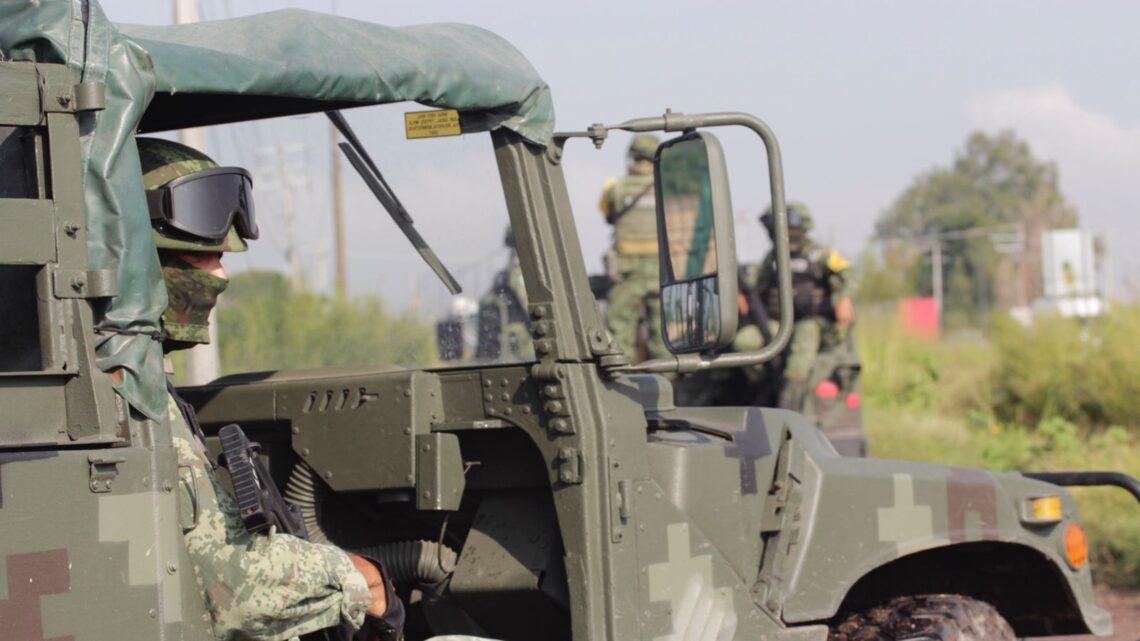 Ejército toma control de los accesos a la ciudad de Salamanca