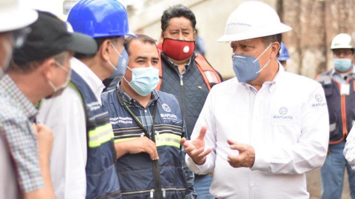 Todo listo para tercer informe de gobierno en Irapuato