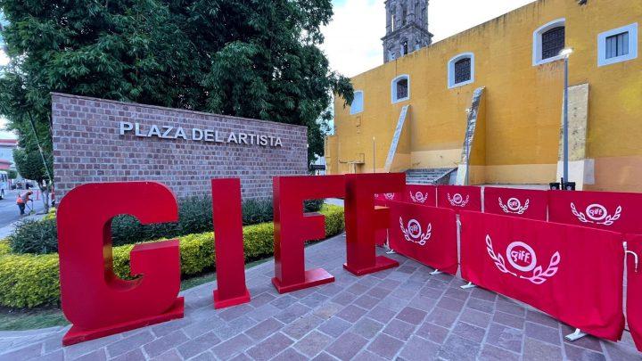 Inició Festival Internacional de Cine GIFF en Irapuato