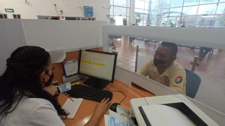 Agiliza JAPAMI atención presencial en sus instalaciones