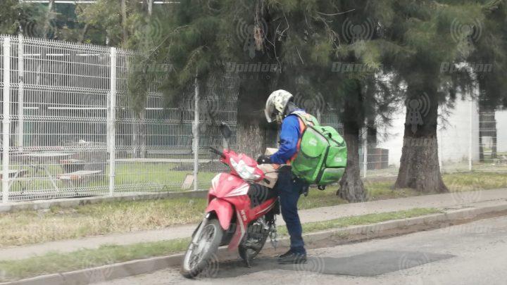 Acuerdan municipio de Irapuato y empresas de moto-envíos endurecer medidas de seguridad
