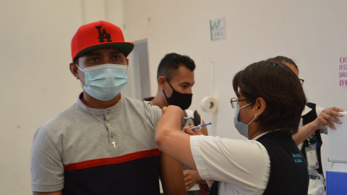 Espera Guanajuato recibir vacunas para menores de 12 a 18 años