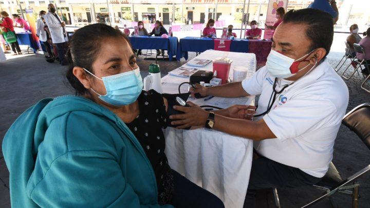 Feria de la Salud estará en Plazuela Hidalgo hasta el 31 de octubre