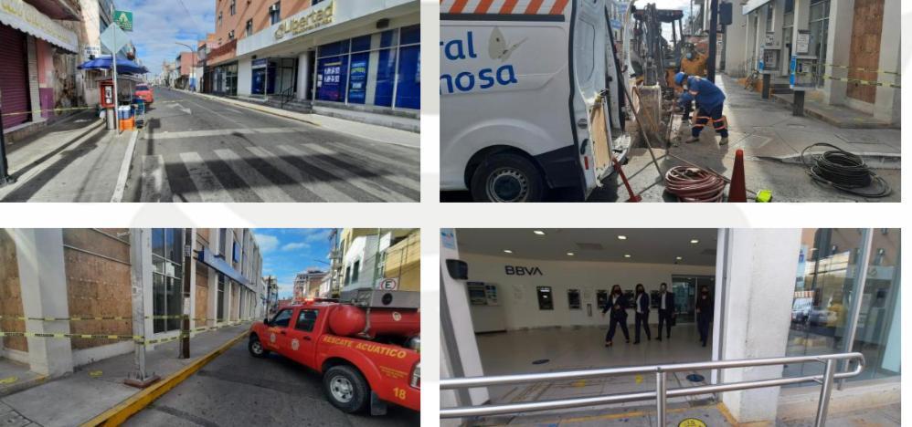 Se registra fuga de gas en zona centro de Salamanca; evacúan comercios