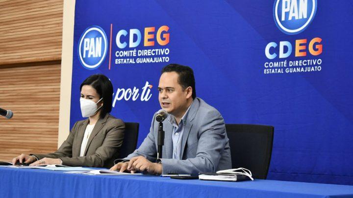 Revisión a corporaciones policiales debe extenderse para evitar infiltración criminal: PAN Guanajuato